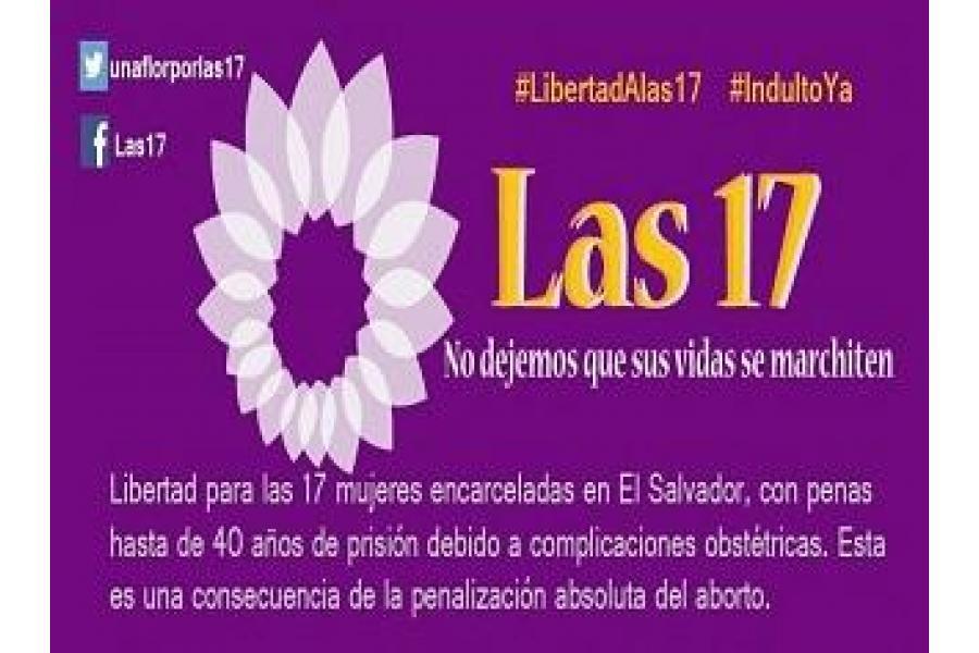 Años de cárcel en El Salvador por abortos involuntarios