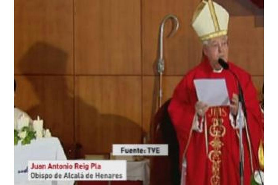 El obispo de Alcalá arremete contra los métodos anticonceptivos