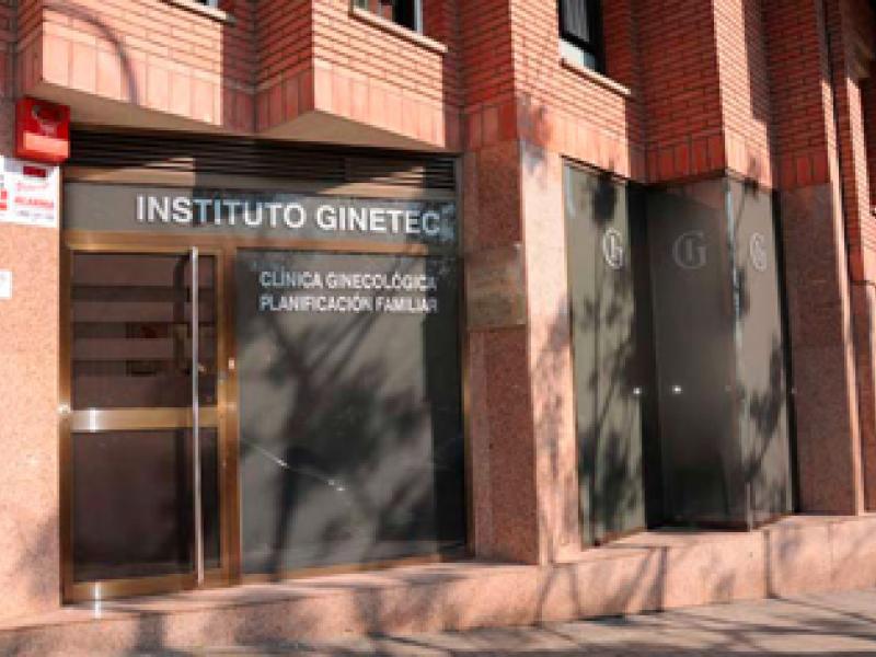 Instituto Ginetec Barcelona