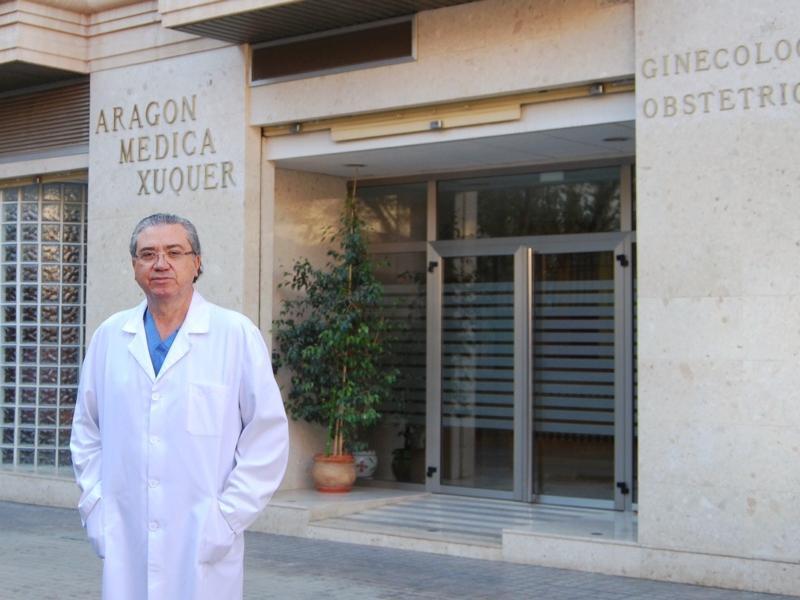 Dr. Salvador Aragón Marín