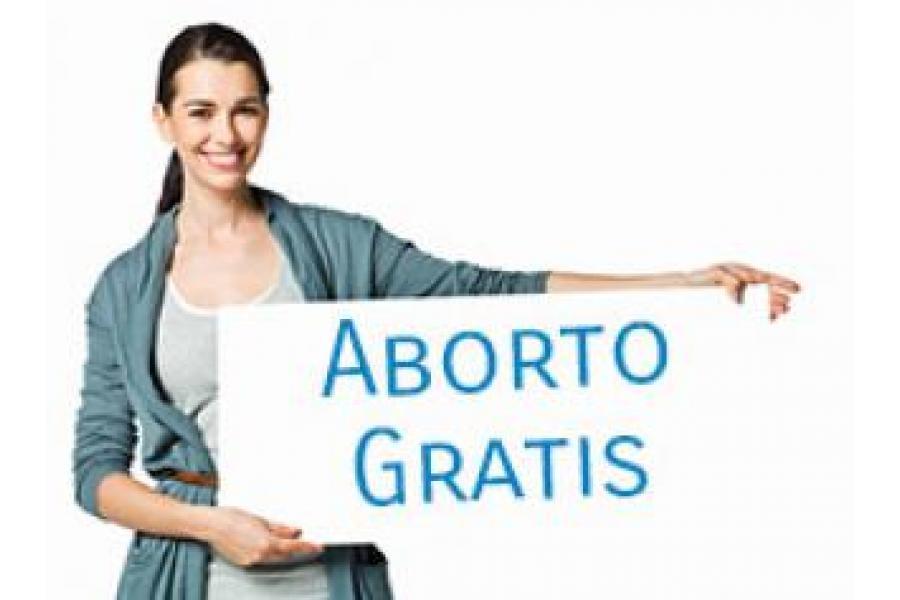 Aborto gratuito